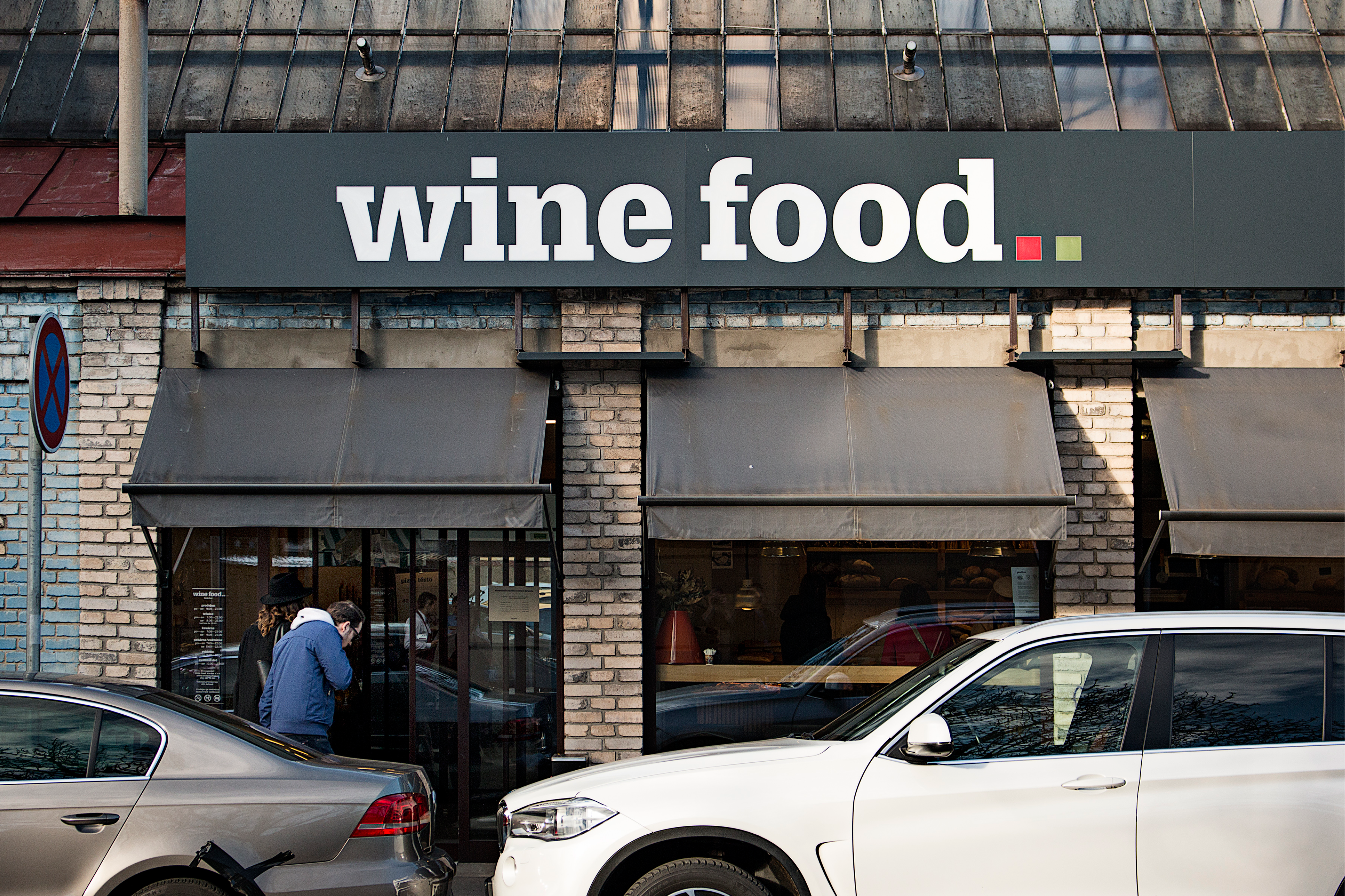 Wine Food Market