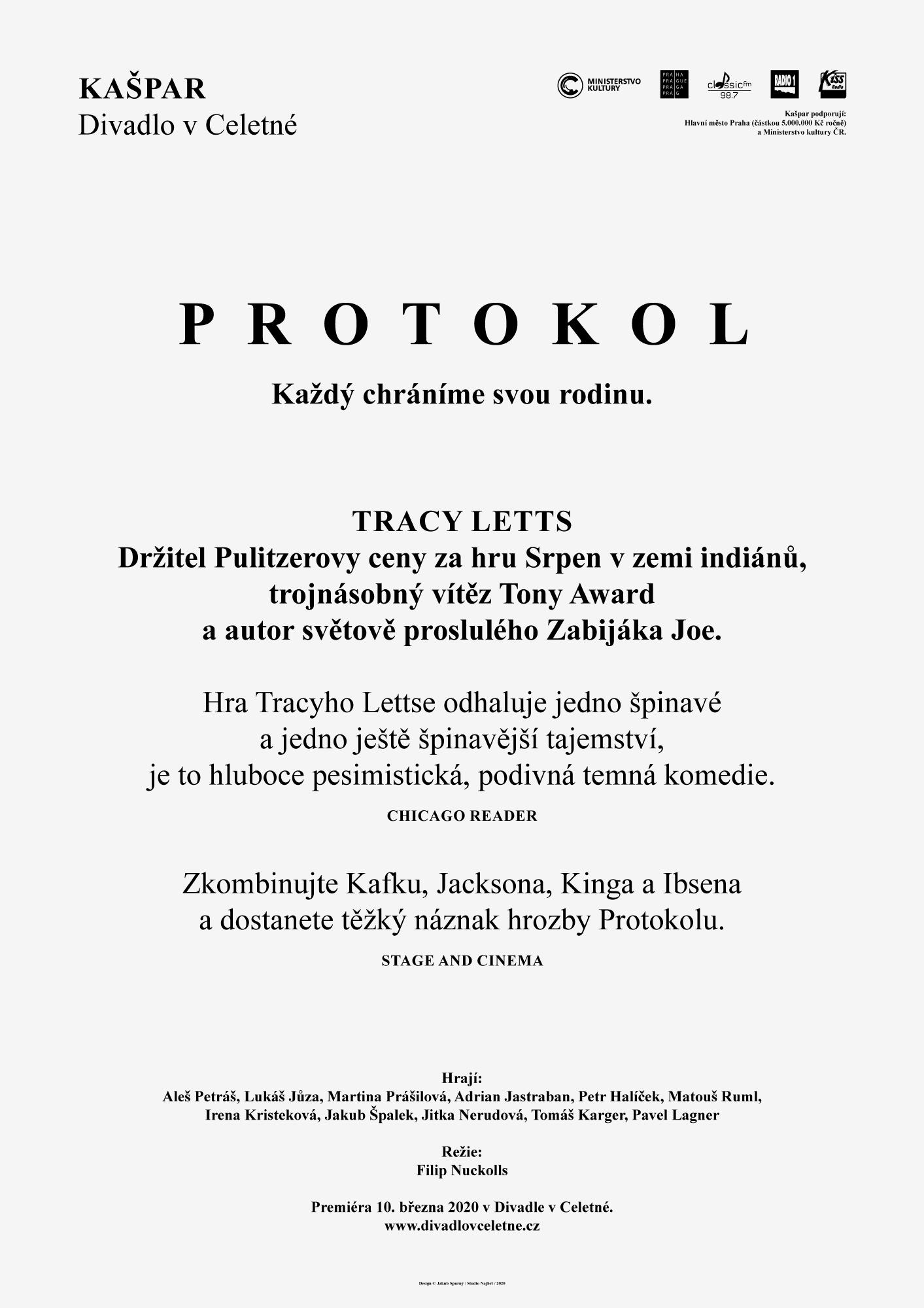 Protokol (The Minutes)