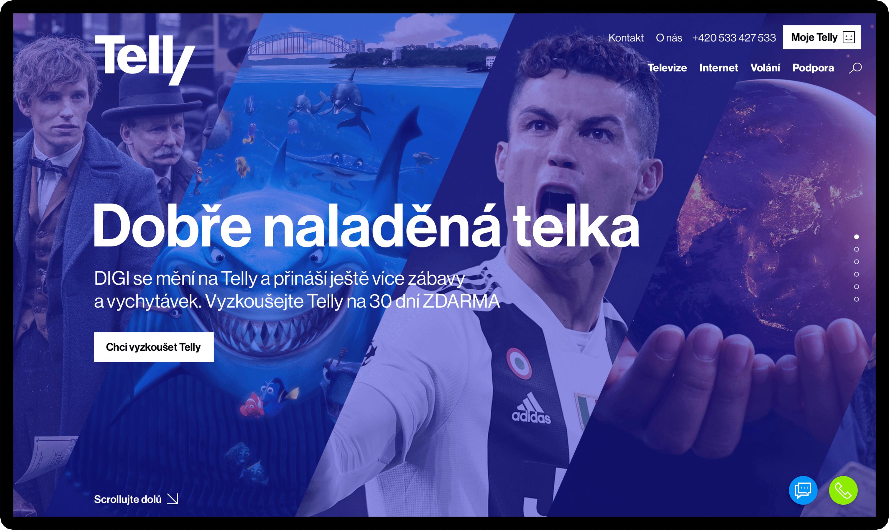 telly.cz
