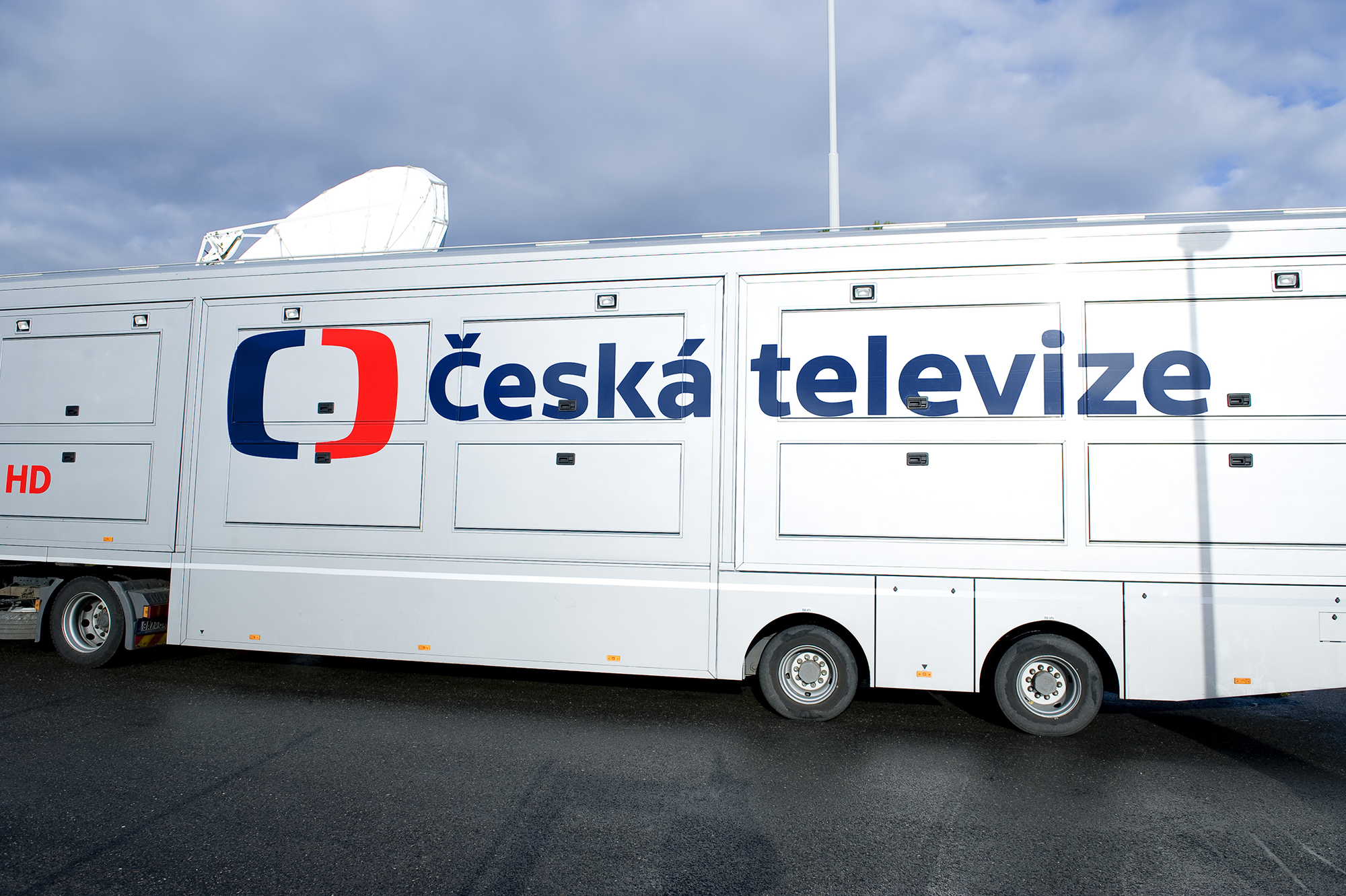Czech Television Off Air