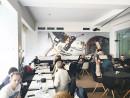 20-foot-long Tománek in Pastacaffé