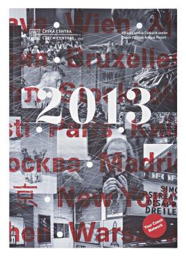 Výroční zpráva Českých center 2013