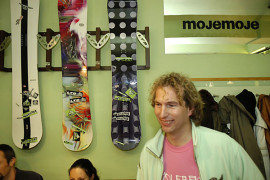 mojemoje LTB Snowboards
