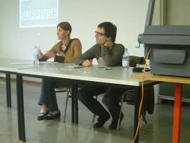SUPSI, Lugano a SPD, Milano