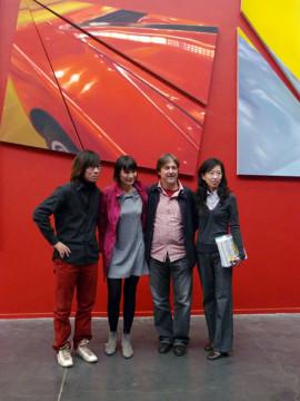 Meet the Masters, UCCA Peking, Čína