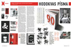 Reflex 3/2016, Hodokvas písma, Marek Gregor