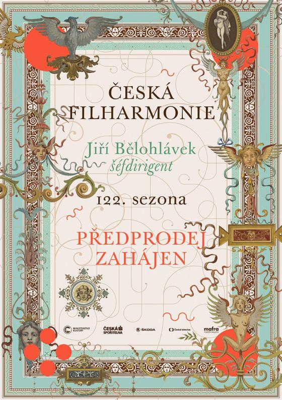 Česká filharmonie 2017/2018