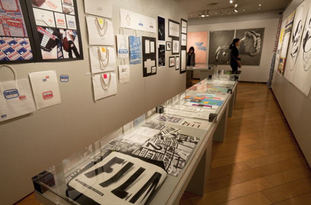 TDC 2010, Ginza Graphic Gallery, Osaka, Japan