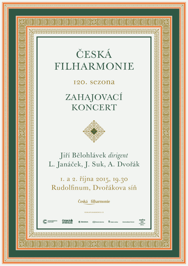 The Czech Philharmonic 2015/2106