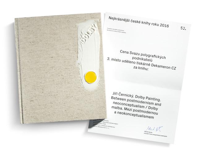Nejkrásnější české knihy roku 2016 – Cena svazu polygrafických podnikatelů
