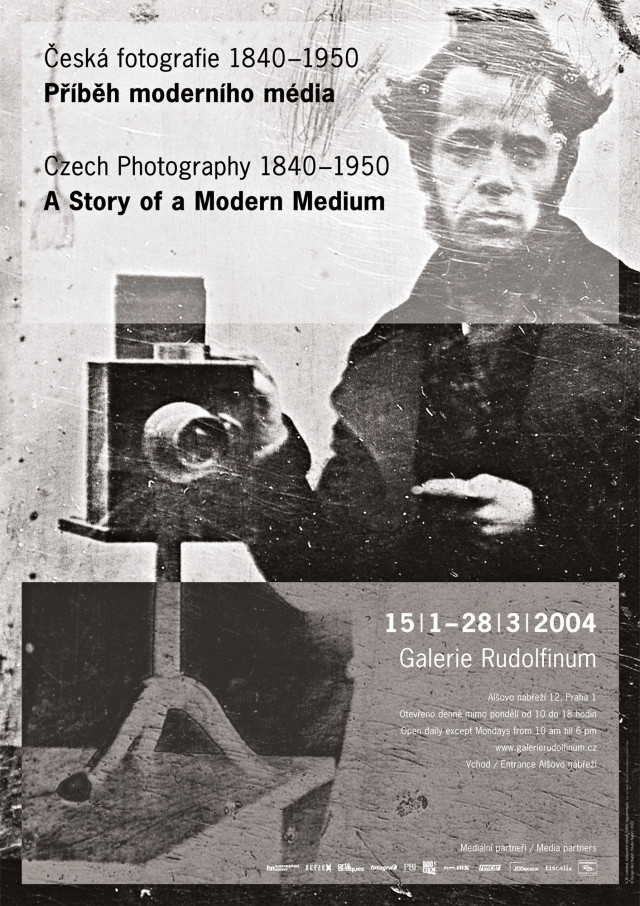 Czech Photography 1840–1950 - A Story of a Modern Medium