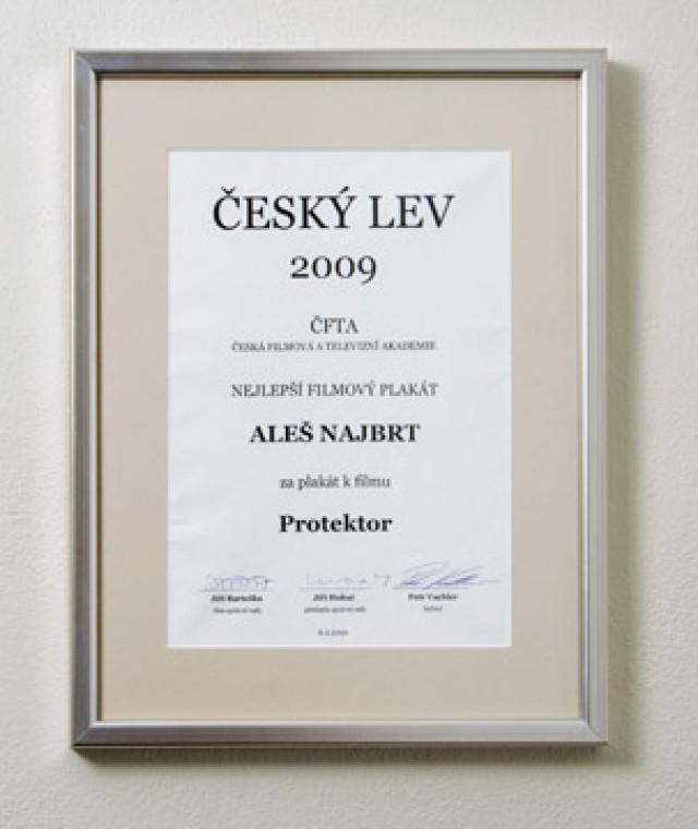 Cena ČFTA za Protektor