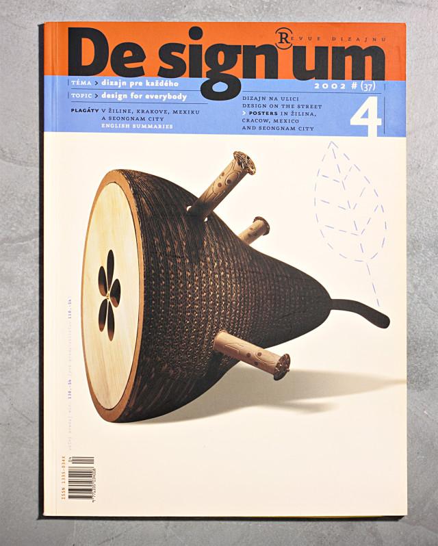 Designum 4/2002, C.I.dentity, Matej Jaššo
