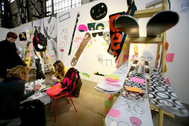 mojemoje, Designblok 2007, Prague