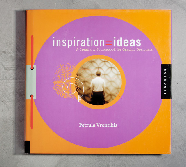 Inspiration = Ideas, 2002, Petrula Vrontikis