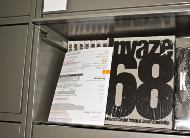 Nejkrásnější česká kniha roku 2008