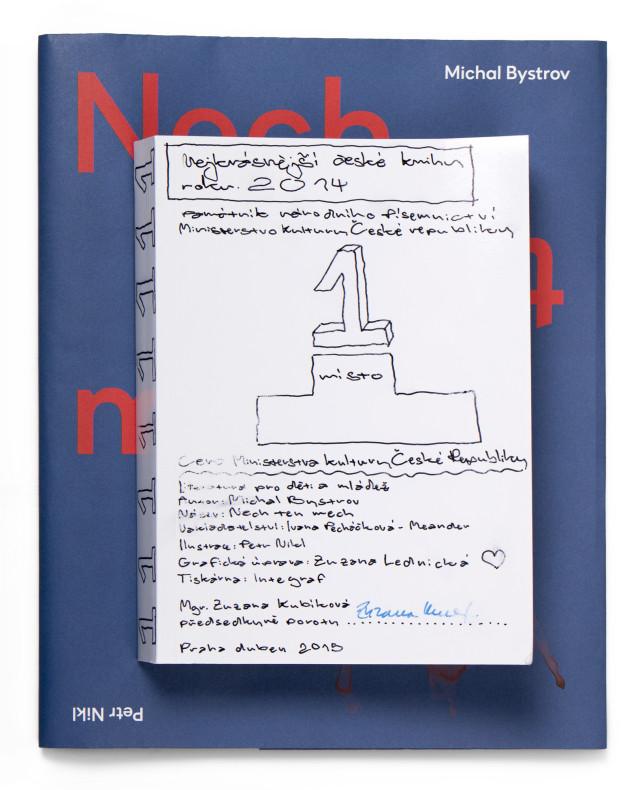Nejkrásnější česká kniha roku 2014
