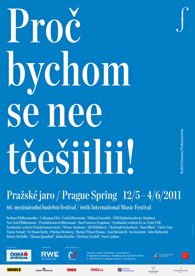 66th Prague Spring