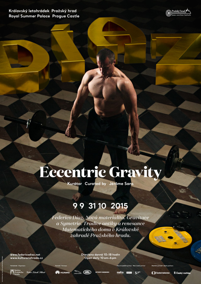Federico Díaz: Eccentric Gravity