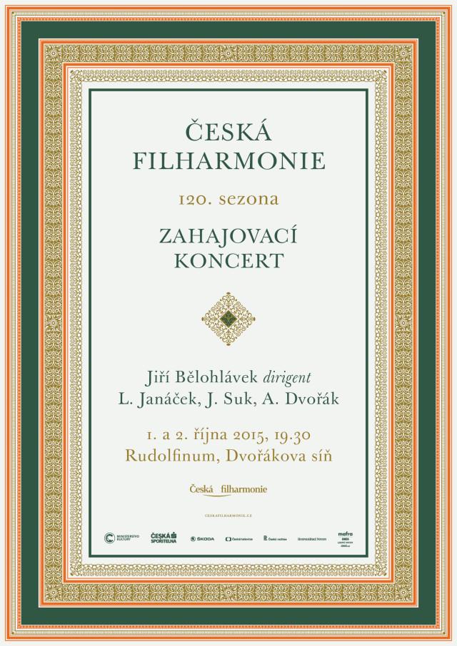 The Czech Philharmonic 2015/2106