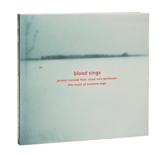 Jaromír Honzák feat. Sissel Vera Pettersen: Blood Sings, author: Zuzana Lednická, photographer: Dušan Tománek