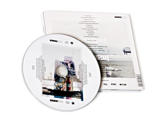Vít Křišťan: Imprints, author: Zuzana Lednická, photographer: Dušan Tománek