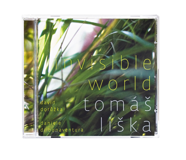 Tomáš Liška: Invisible World, author: Aleš Najbrt, photographer: Adam Holý