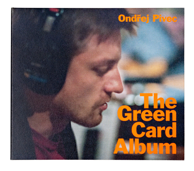 Ondřej Pivec: The Green Card Album, autor: Marek Pistora, foto: Ryuhei Shindo