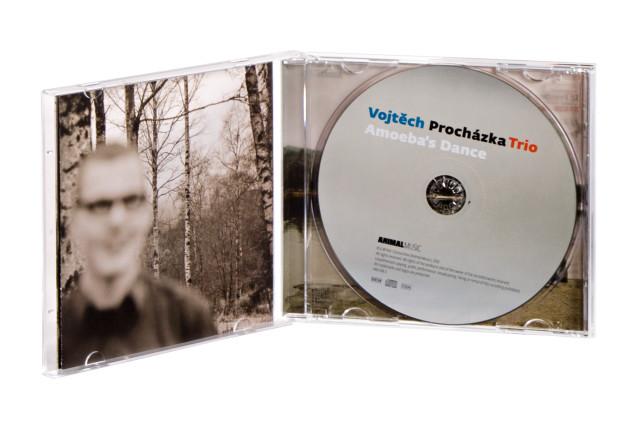 Vojtěch Procházka Trio: Amoeba's Dance, author: Aleš Najbrt, photographer: Andreas Ulvo