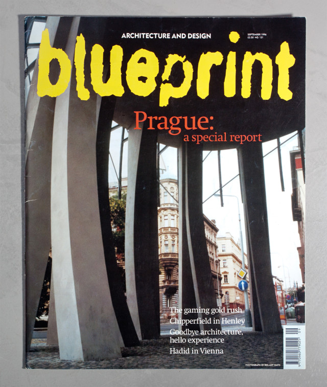 Blueprint September 96, Out the time warp, Michael Horsham