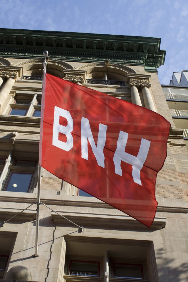 BNH – Bohemian National Hall