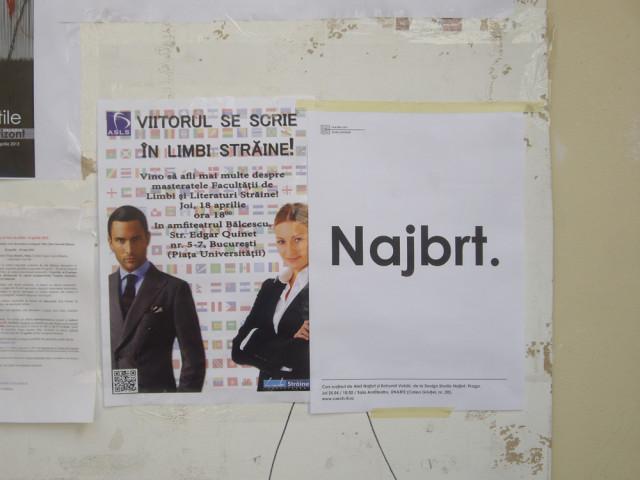 UNARTE, Bucharest, Romania