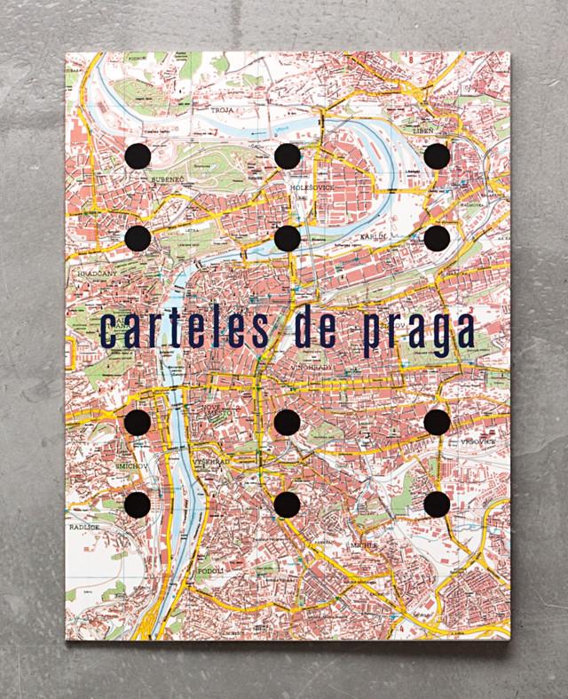Carteles de Praga, Mexico City