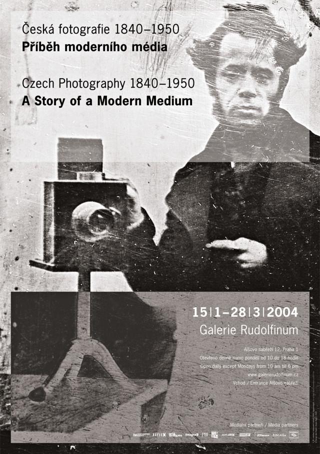Česká fotografie 1840–1950