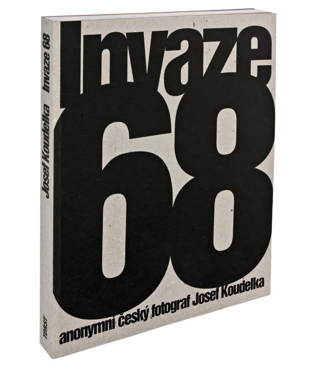 Josef Koudelka: Invaze 68