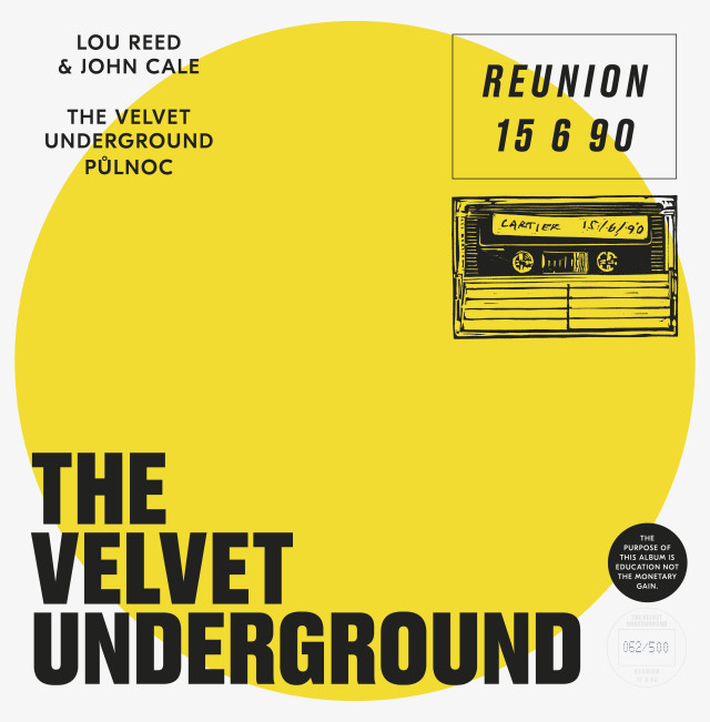 The Velvet Underground: Reunion 15 6 1990