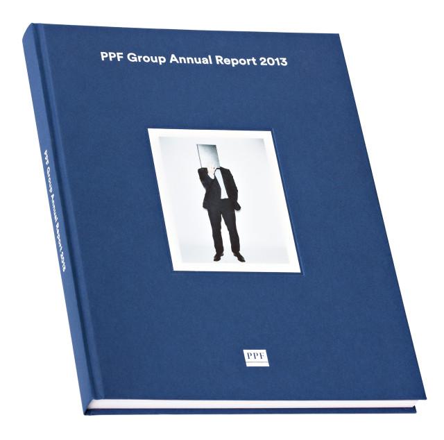 Výroční zpráva PPF 2013