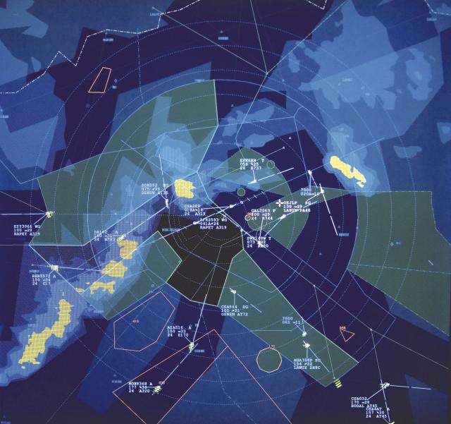 Řízení letového provozu