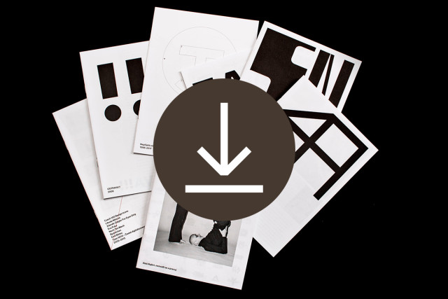 Studio Najbrt: Workbooks
