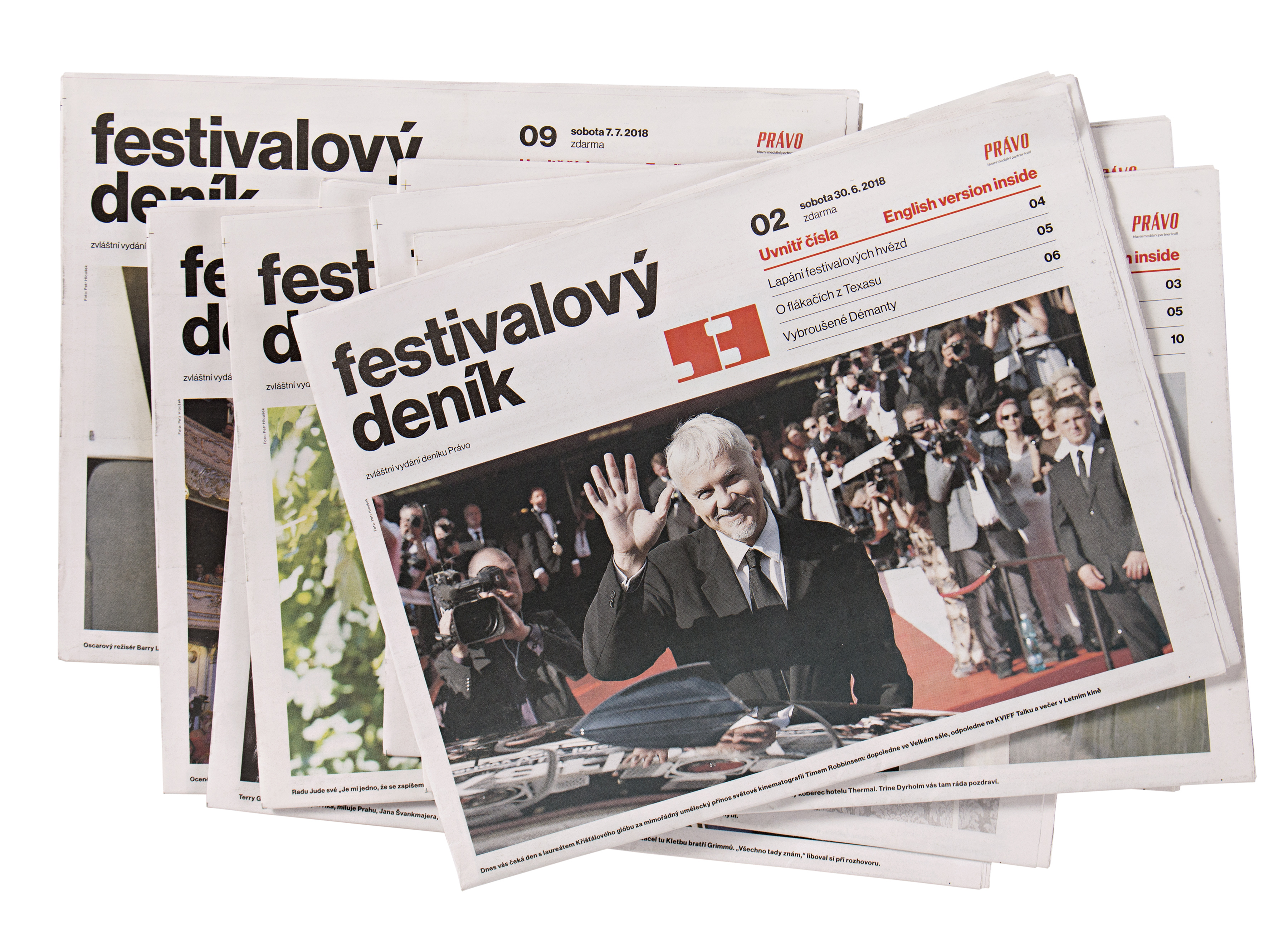 Festivalový deník