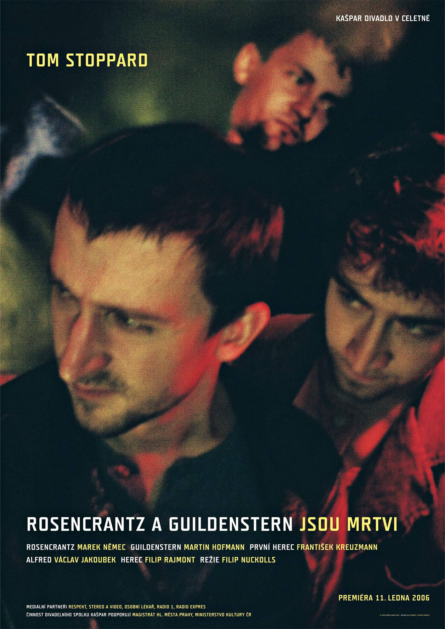 Rosencrantz and Guildernstern are death