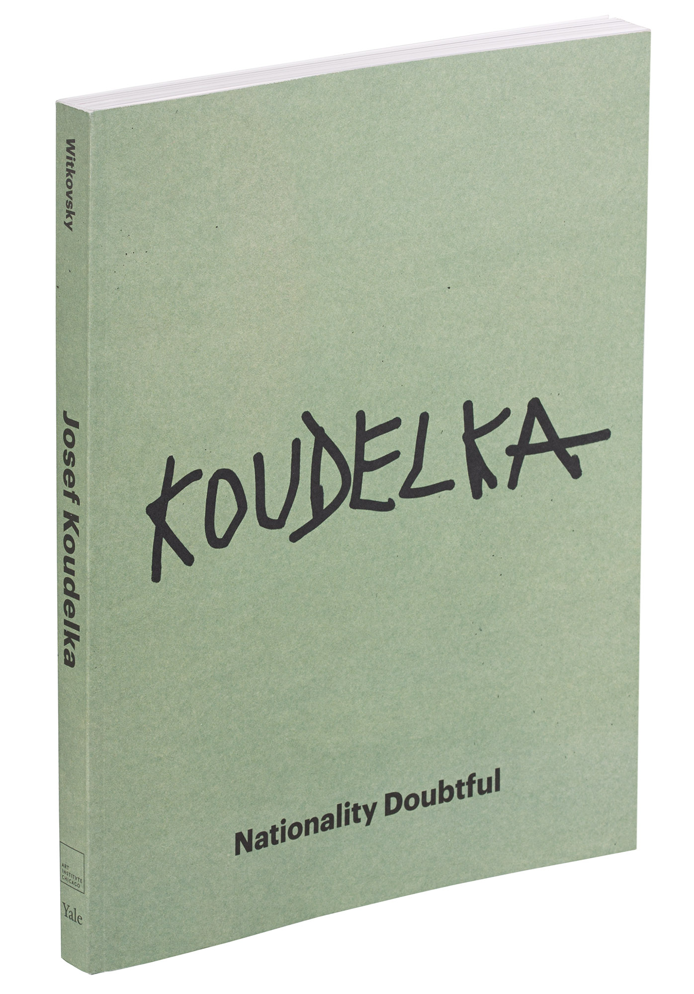 Josef Koudelka: Nationality Doubtful