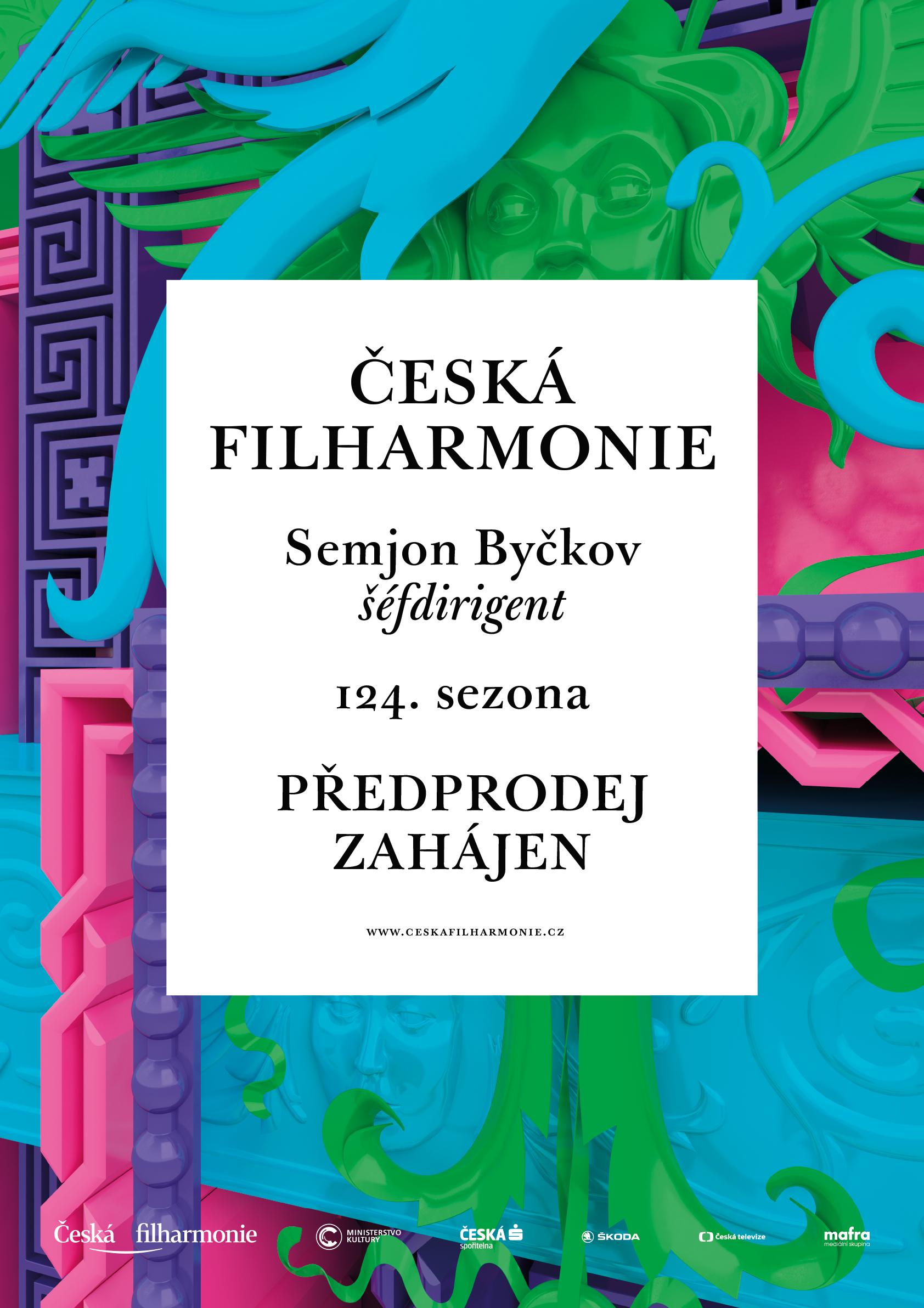 Česká filharmonie 2019/2020