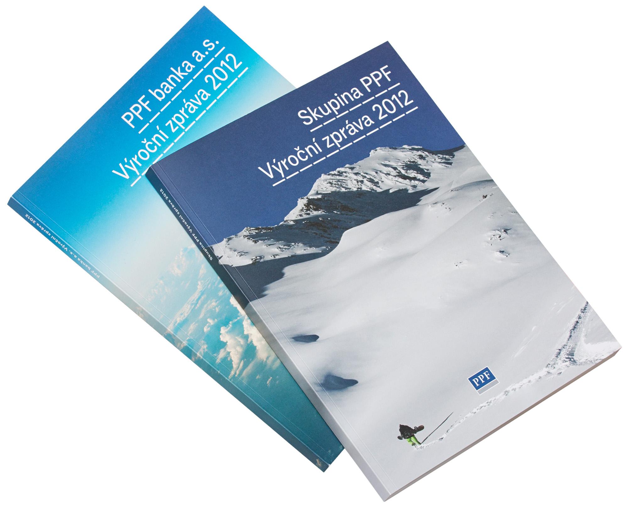 PPF Annual Reports 2012
