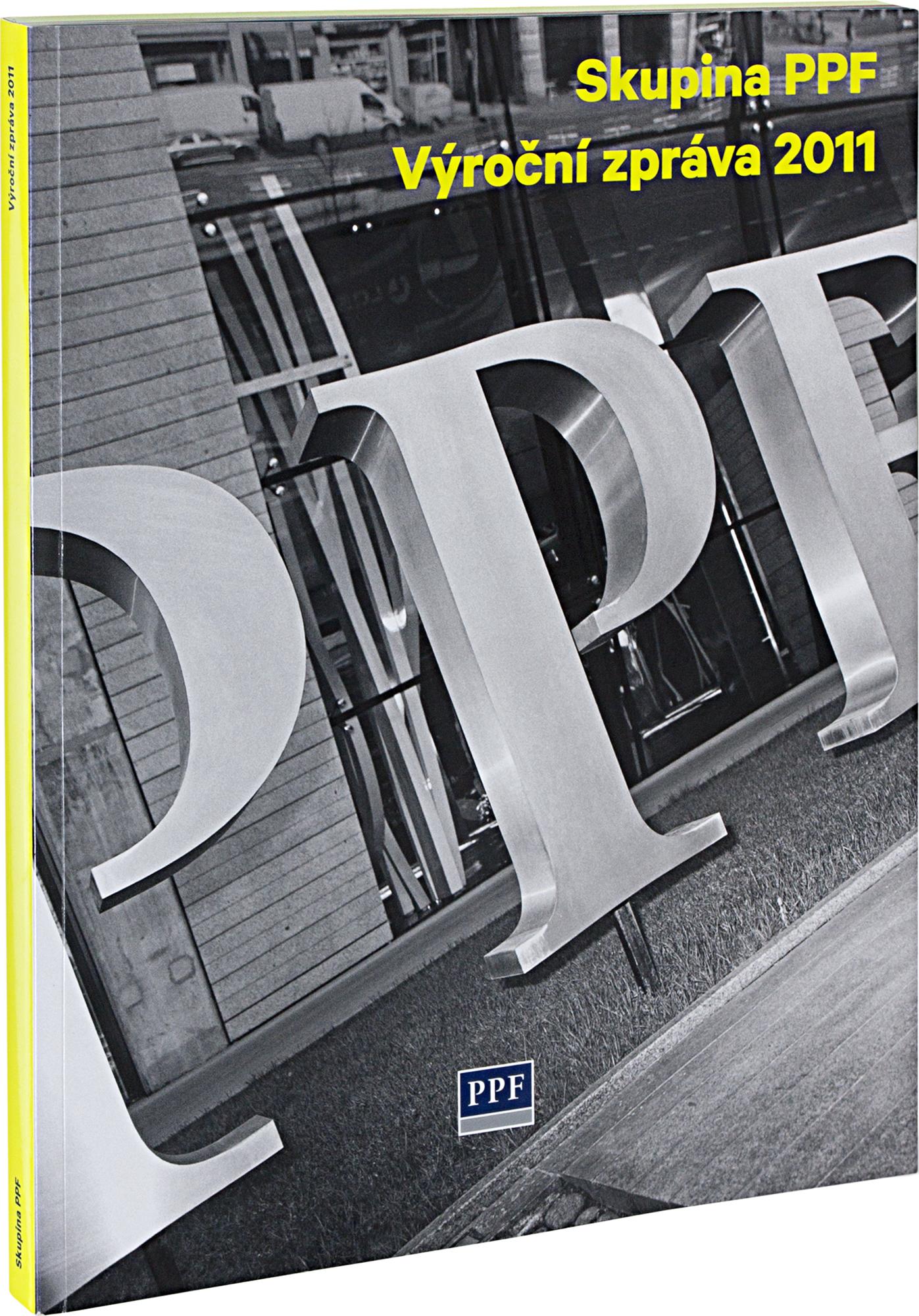 Výroční zpráva PPF 2011