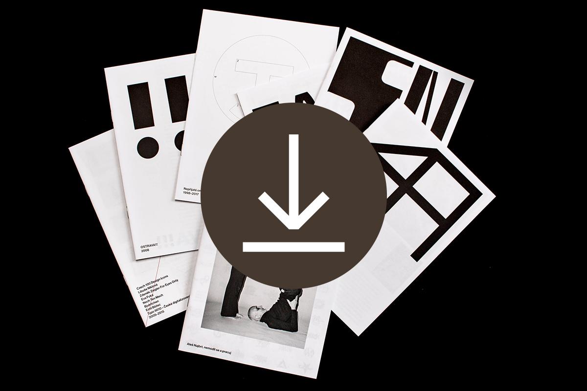 Studio Najbrt: Workbooks